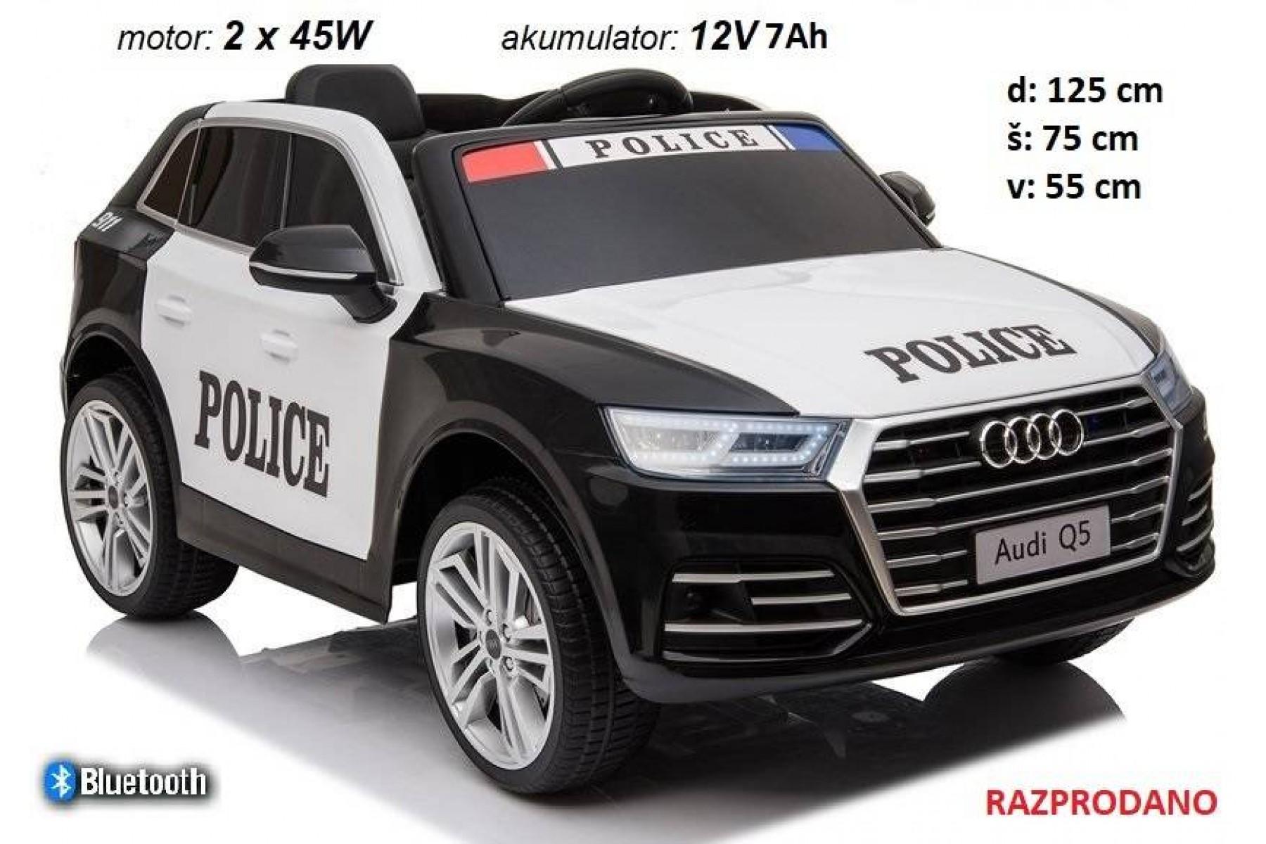 AUDI Q5 (POLICIJSKI)