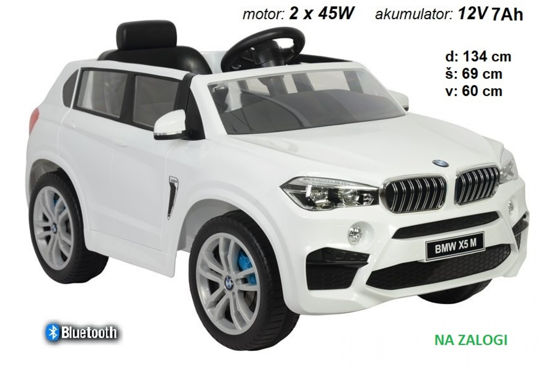 BMW X5M (bel)