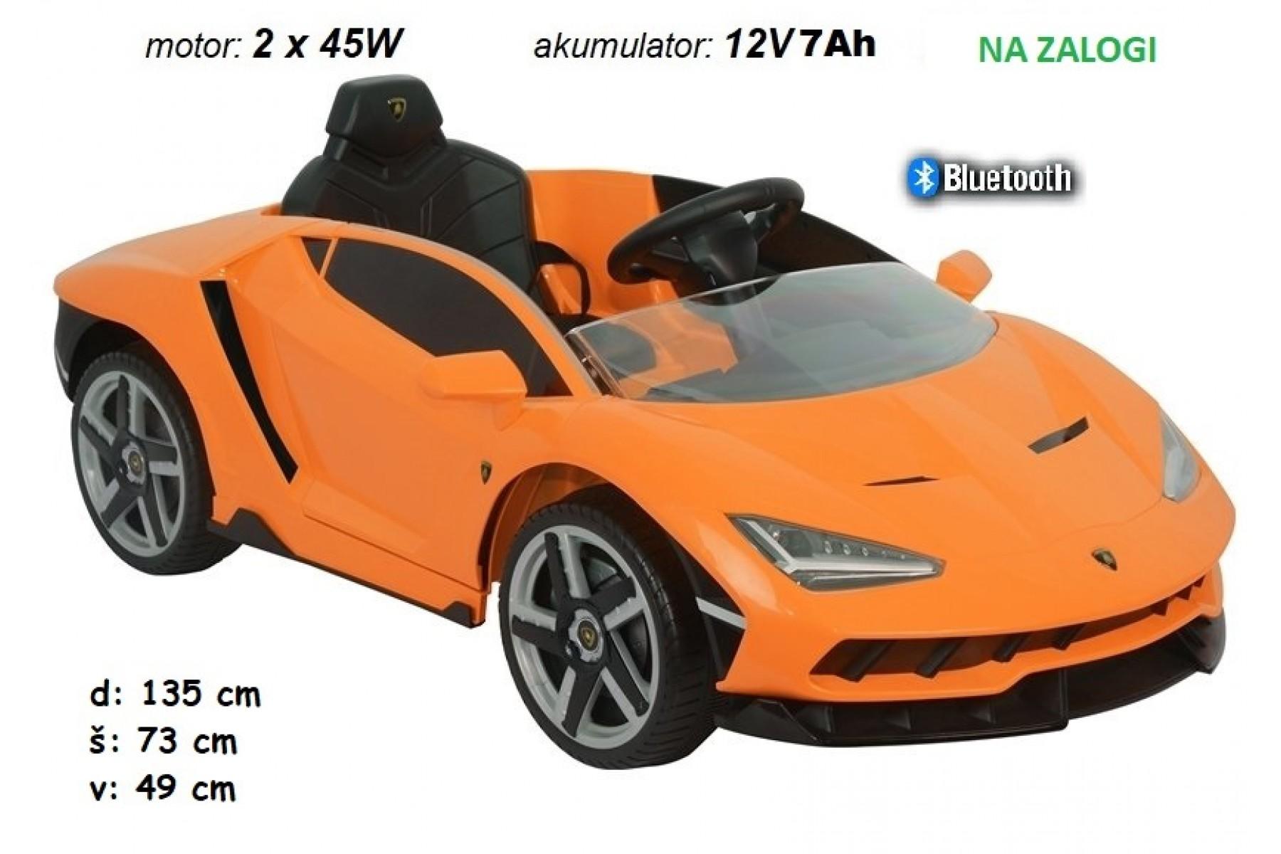 Lamborghini Centenario, Bluetooth