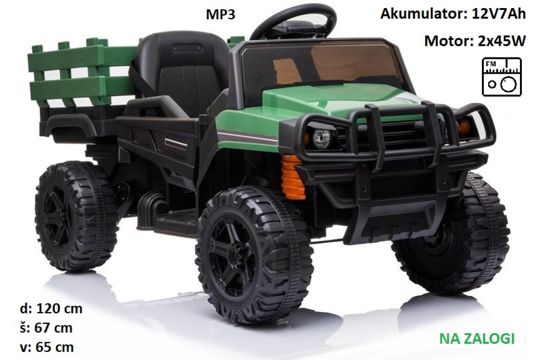 Otroški traktor BDM0926