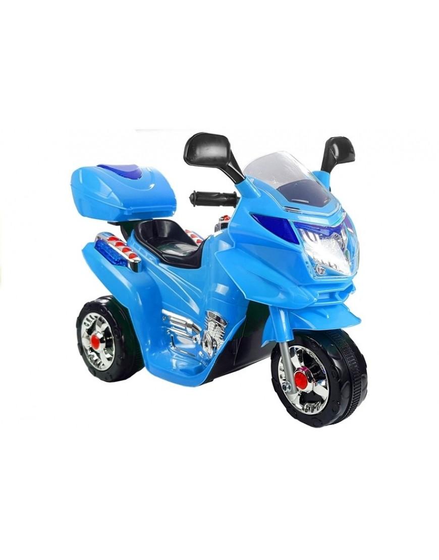 OTROŠKI MOTOR NA AKUMULATOR (moder)